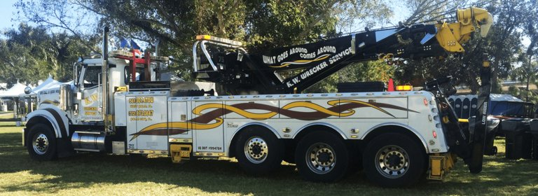 towing services stuart fl